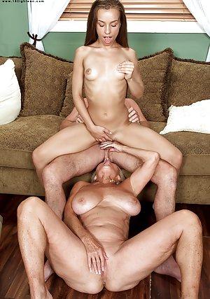 Ball Licking porn
