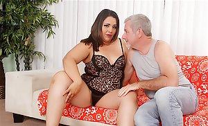 Teen and Oldman porn